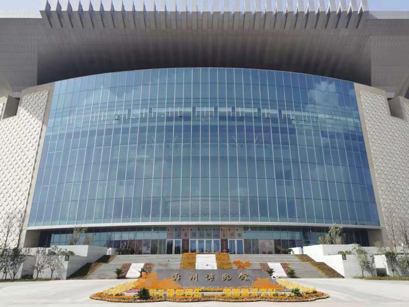 鄭州博物館新館開館投入使用